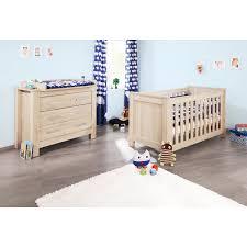 acheter chambre bébé chambre bébé carus décor chêne pinolino acheter sur greenweez com