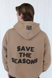 save the seasons unisex hoodie iconic united