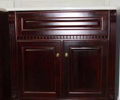 Best RTA Kitchen Cabinets Images On Pinterest Bath Vanities - Bathroom vanities solid wood construction
