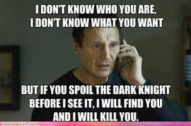 The Selfish Gene Meme - you have my permission to laugh the dark knight rises memes when