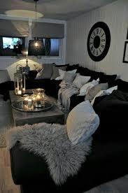 black livingroom furniture best 25 grey living room furniture ideas on chic