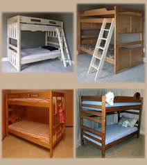 Bunk Beds Factory Bunk Beds Regular Solid Aspen Maple Alder
