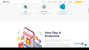 credit card company and online banking free template youtube