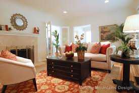 articles with living room staging before and after tag living