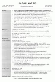 Resume For Promotion Objective For Graduate Resume Graduate Resume