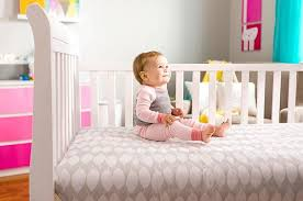 Transitioning Toddler From Crib To Bed Lullaby Earth Tagged Crib Mattress Lullabyearth