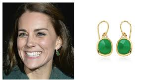 earrings kate middleton vinader siren earrings worn by kate middleton duchess of