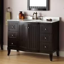 White Bathroom Vanity 48 Inch by Bed U0026 Bath 48 Inch White Bathroom Vanity Bath Vanity 48 Inch
