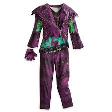 mal costume for kids descendants 2 shopdisney