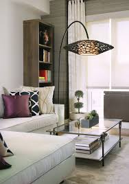 cool floor lamps bedroom eclectic with chest of drawers dark