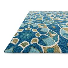 Yellow Indoor Outdoor Rug Blue And Yellow Rug Roselawnlutheran
