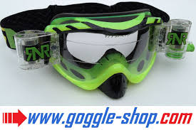motocross goggles review day glow monster energy green fully loaded rip n roll goggles