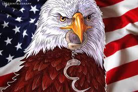 Bald Eagle On Flag Krypto Regulierung Weiterhin Ein Thema Bei Sec Cftc So News