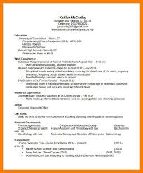 Paraprofessional Resume Sample 10 Uconn Resume Template Xavierax