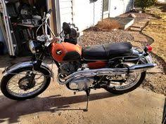 1967 honda 305 scrambler cl77 this is my model bike and roughly