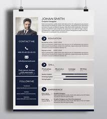 One Page Resume Examples by Resume Website Examples Resume Booklet Resume Design Template Psd