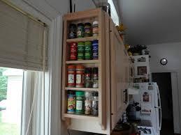 Spice Rack Door Mounted Pantry Attractive Wooden Spice Rack For Pantry Door And Century