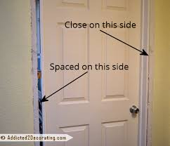 How To Hang A Prehung Exterior Door How To Install A Prehung Door Photo Pic How To Install Prehung