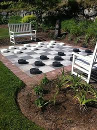 Outdoor Ideas For Backyard 25 Unique Outdoor Checkers Ideas On Pinterest Giant In The