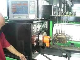 Injection Pump Test Bench Nt3000 1 Diesel Injection Pump Test Bench Youtube