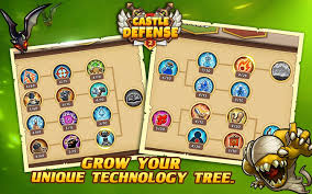 game castle clash mod apk castle defense 2 apk mod unlock all android apk mods