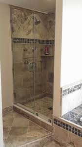 jinshan coffee and dark emperador marble shower thetileshop for