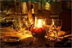 ristorante a lume di candela roma una cena a lume di candela romantica ed eco sostenibile eventi a