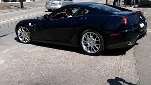 Ferrari California Grey - matte blue ferrari 458 madwhips grigio silverstone dark grey