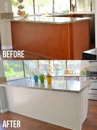 should kitchen cabinets be painted gloss or semi gloss kitchen remodel with white paint