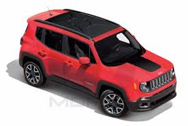 blacked out jeep mopar blackout hood decal 15 up jeep renegade mopar blackout hood