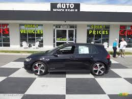 volkswagen golf gti 2015 4 door 2015 deep black pearl volkswagen golf gti 4 door 2 0t s 101958103