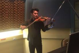 Blind Violinist Famous Violin Superstar Ray Chen Using Social Media To Entice New Crowds