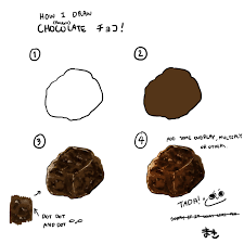 how to draw chocolate learn to sketch pinterest sketches