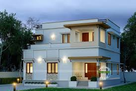 cute double floor modern houses design architecture and art