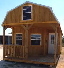derksen portable deluxe lofted barn cabin my favorite