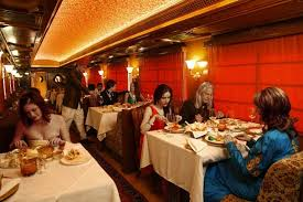 cuisine express relish the royal cuisine of mewar onboard the maharajas express