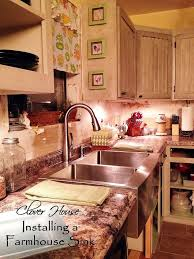 how to install stainless steel farmhouse sink installing a farmhouse sink hometalk