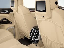 Porsche Cayenne Inside - 2011 porsche cayenne interior rear seats view hd wallpaper 23