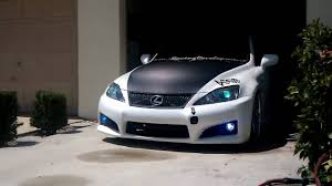 lexus is 250 body kit custom isf is250 is350 youtube