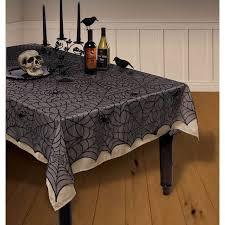 halloween linens halloween tablecloth amazon co uk kitchen u0026 home
