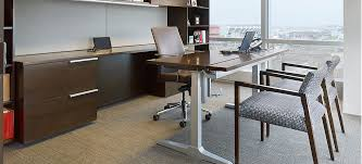 Ellis Executive Chair Tucker Ellis Customer Case Study Gunlocke Office Furniture Wood