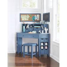 Corner Craft Desk Martha Stewart Living Craft Space 58 In W 16 Cubby Wood Corner