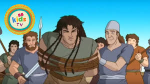 samson and the philistines the old testament ep 24 en youtube