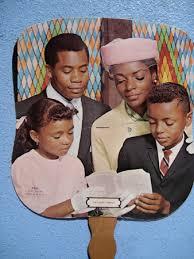 church fan miss clara and mr joseph amde sure their children attended church