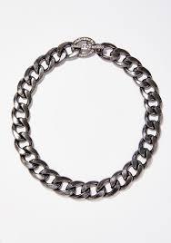 link necklace images Big chain link black necklace dolls kill jpg