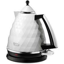delonghi brilliante series white gloss kettle kbj2001w big w