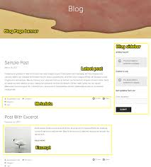 squarespace help blog features by template