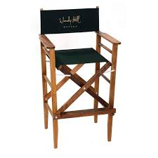directors style mobile makeup chair