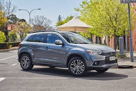 mitsubishi asx 2017 mitsubishi asx which spec is best