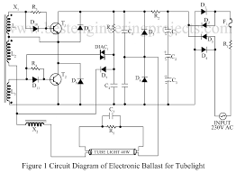electronic ballast for tube lights bestengineeringprojects com